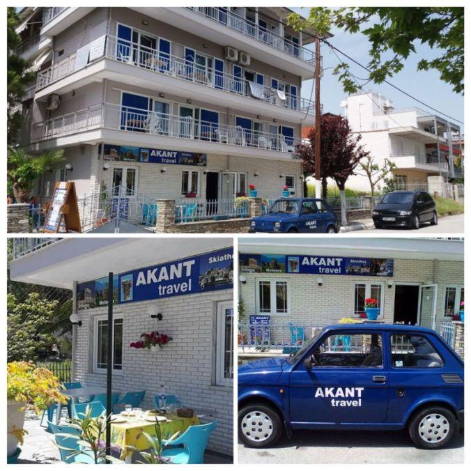 HOTEL AKANT, Olympic Beach, Greece